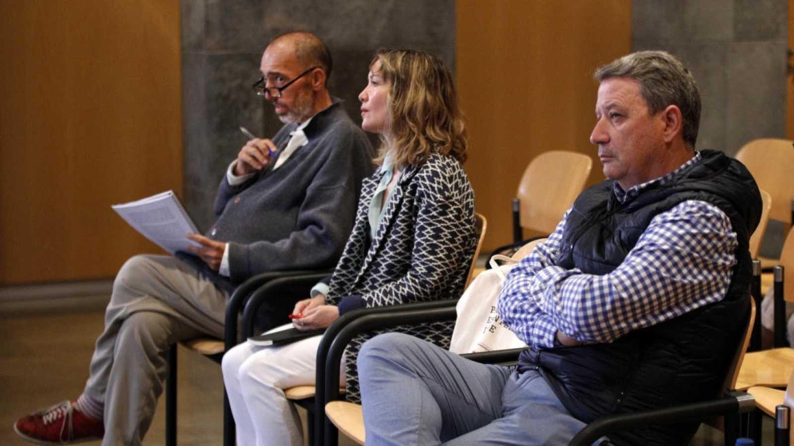 Natalio Grueso, condenado a 8 años de prisión por su gestión en el Centro Niemeyer de Avilés