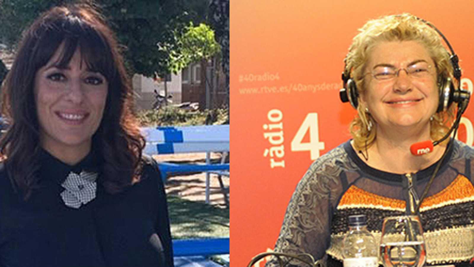 Alicia Gómez Sánchez y Rosa María Quitllet, nombramientos en RTVE Catalunya