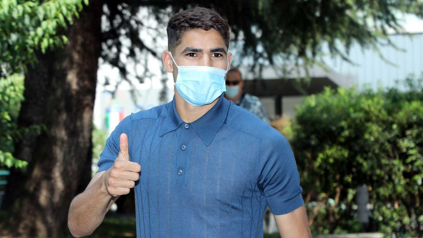 Achraf, nuevo jugador del  Inter