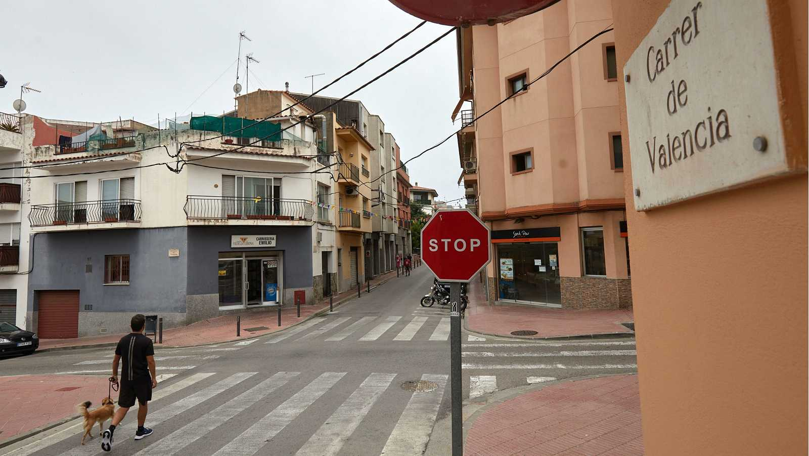 A prisión el hombre que agredió a su expareja y a su hija con sosa caústica en Girona