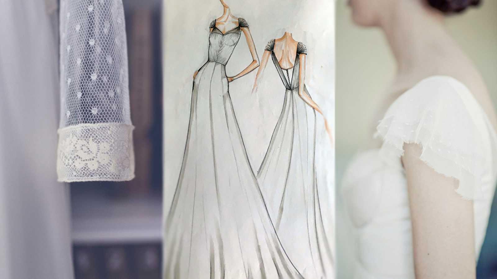 Vestido de Alma Aguilar