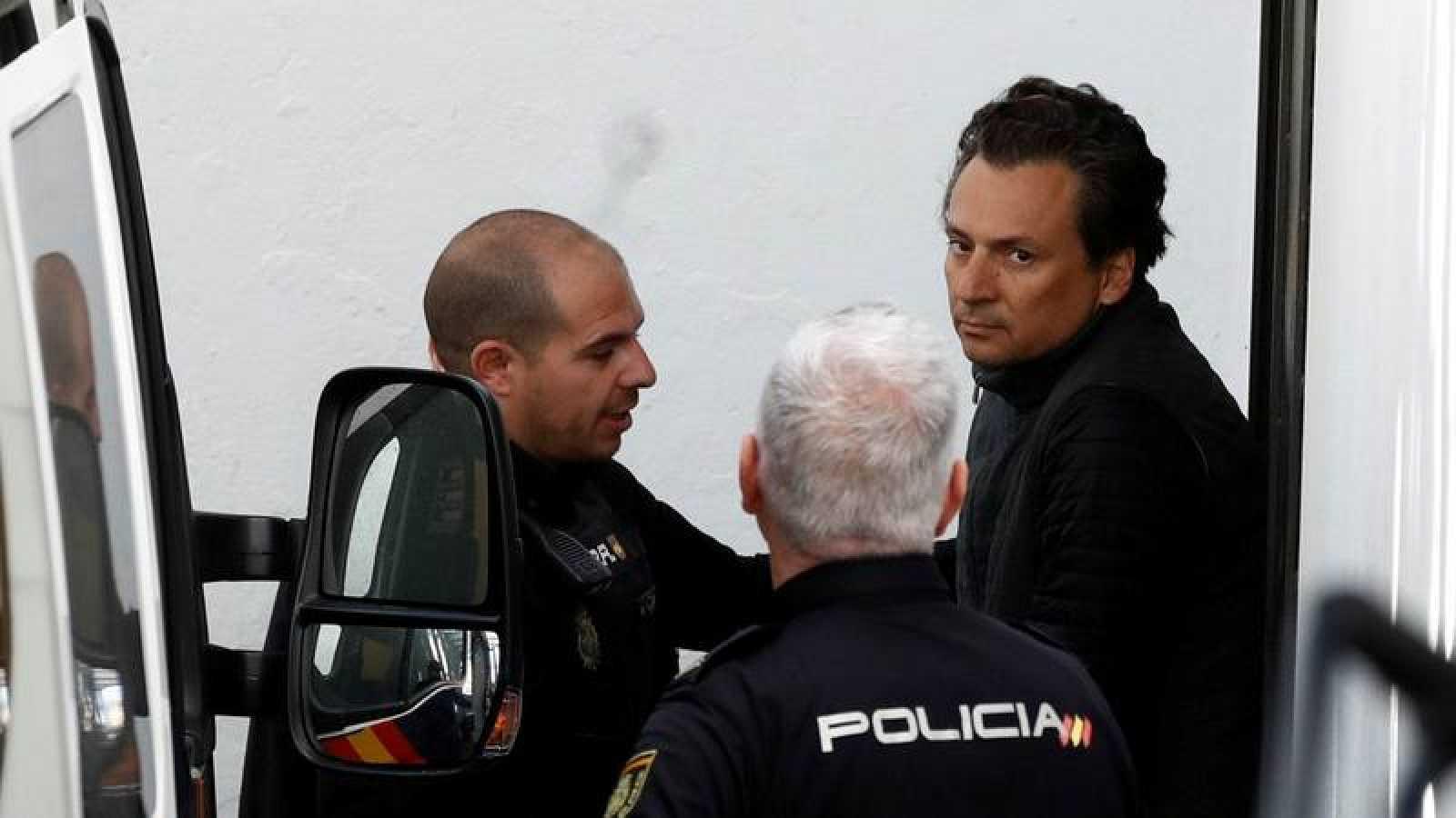 La Audiencia Nacional acuerda la extradición a México del exdirector general de PEMEX Emilio Lozoya