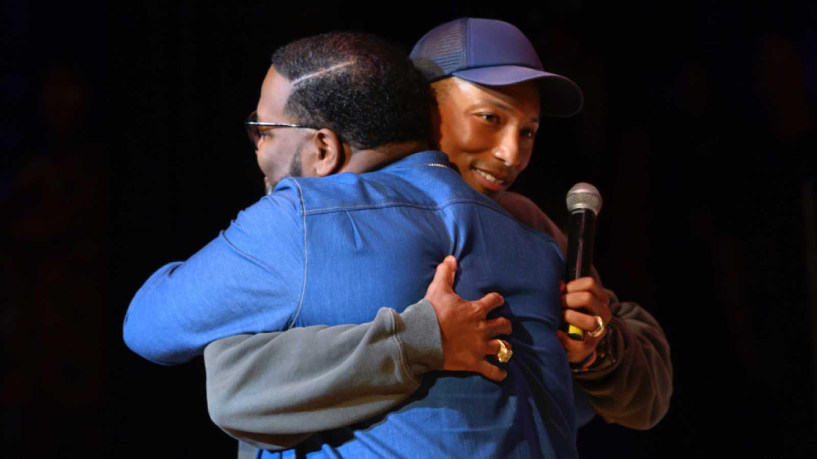 Pharrel Williams prepara 'Voices of fire', una docuserie sobre góspel