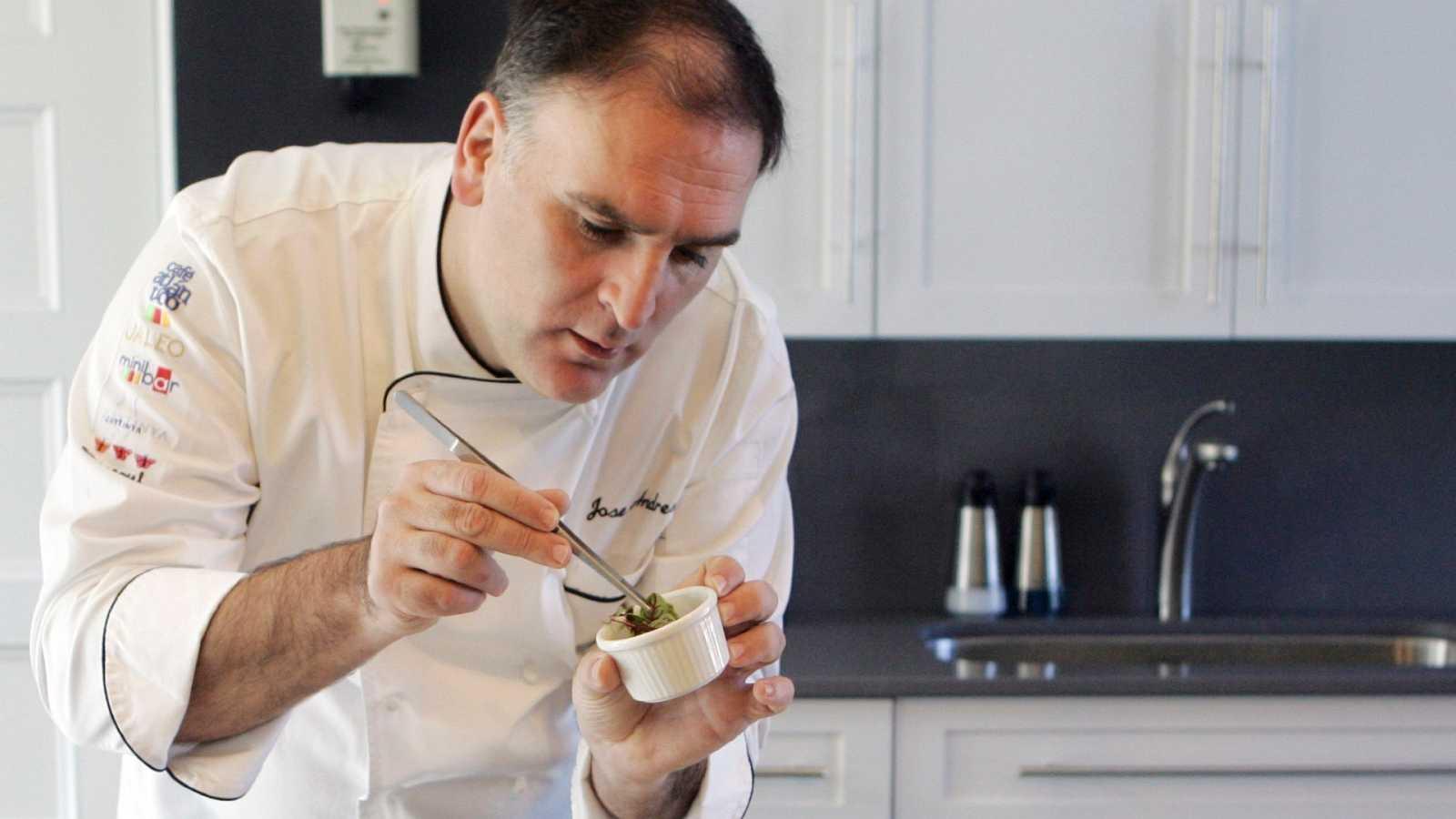 Recetas del chef José Andrés