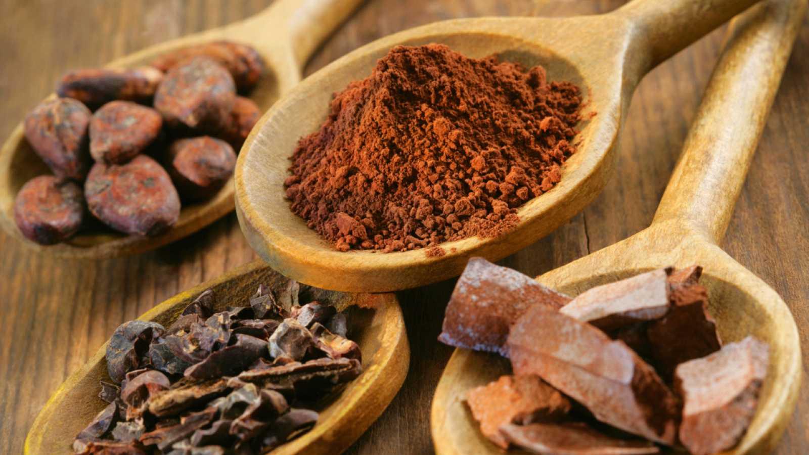 Cacao, el ingrediente ideal para postres