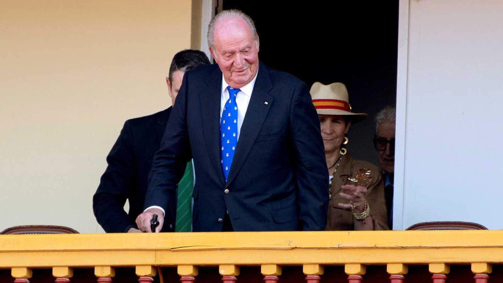 Un documento implica al rey Juan Carlos en la gestión de la sociedad panameña que recibió dinero de Suiza