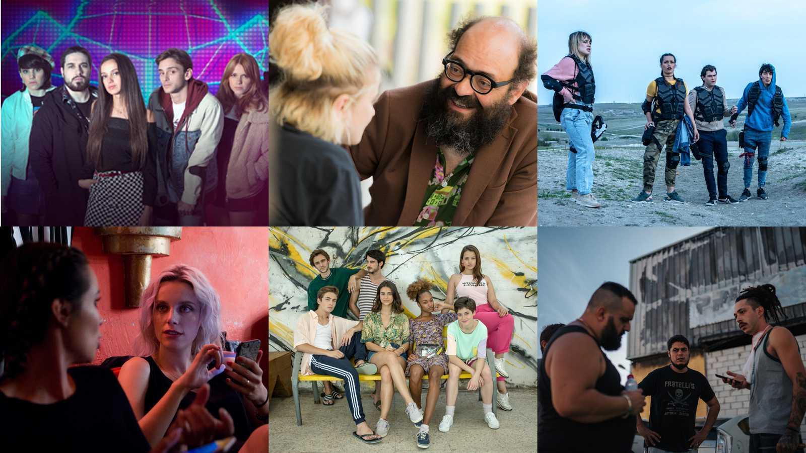 Un verano de película en Playz con adaptaciones de sus series
