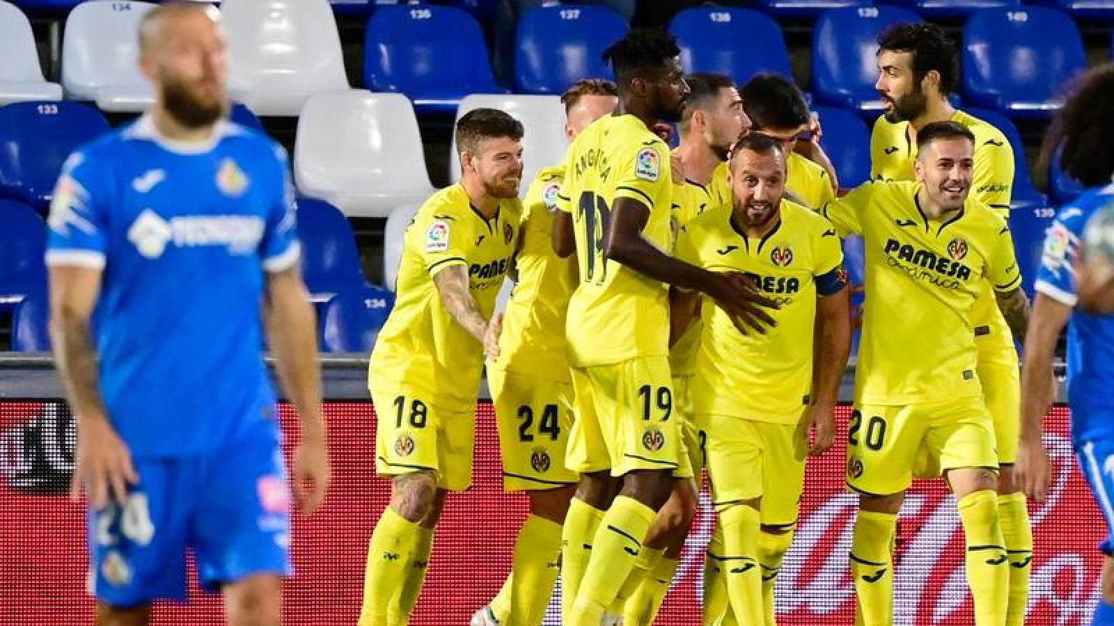 El Villarreal ha derrotado al Getafe liderado por Cazorla.