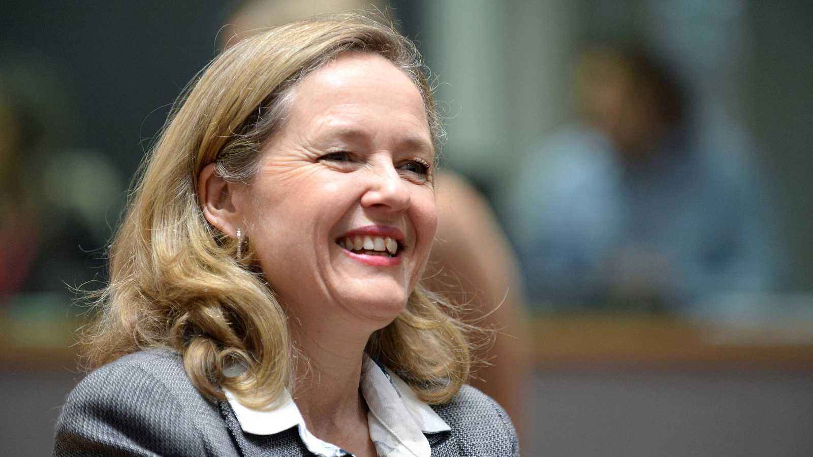El apoyo de Francia allana el camino de Calviño para presidir el Eurogrupo