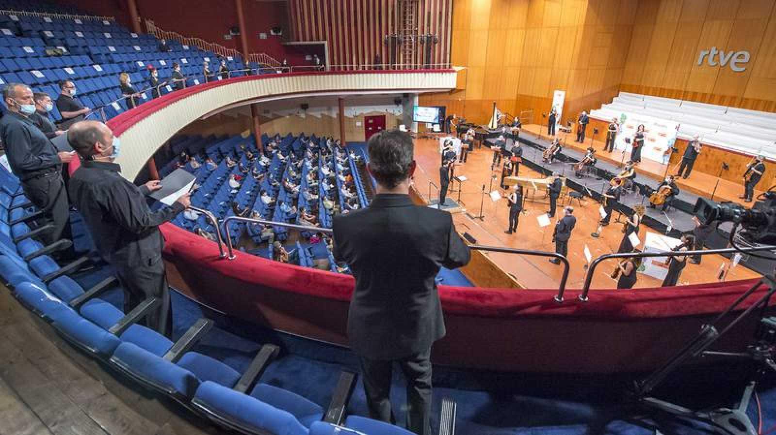 Orquesta y Coro RTVE con Pablo González