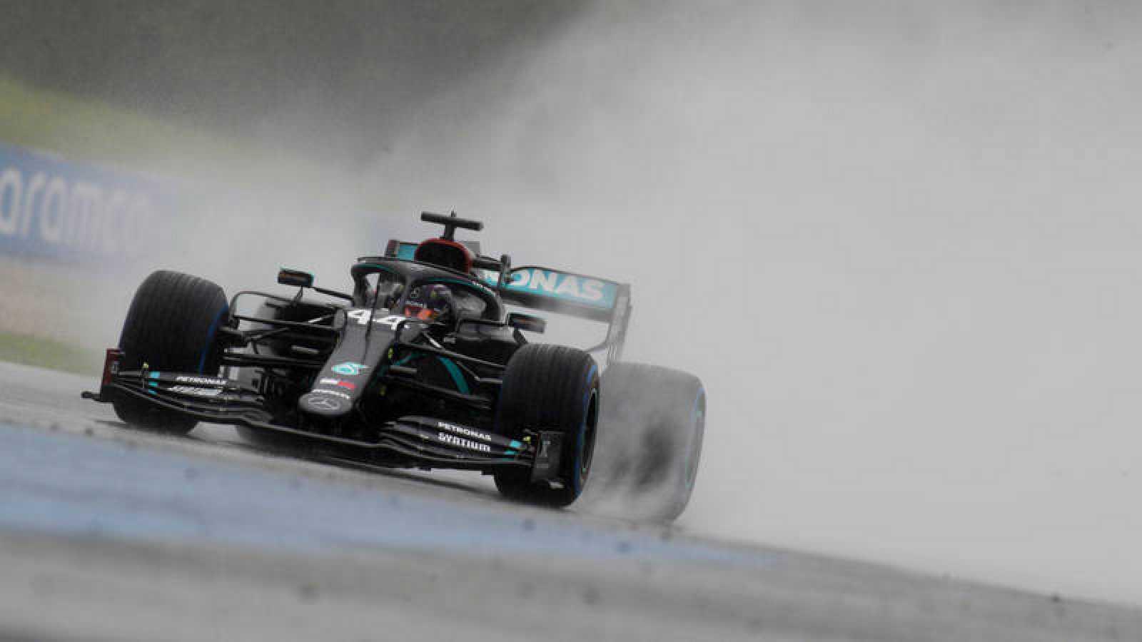 Imagen: Hamilton logra la pole en el GP de Estiria
