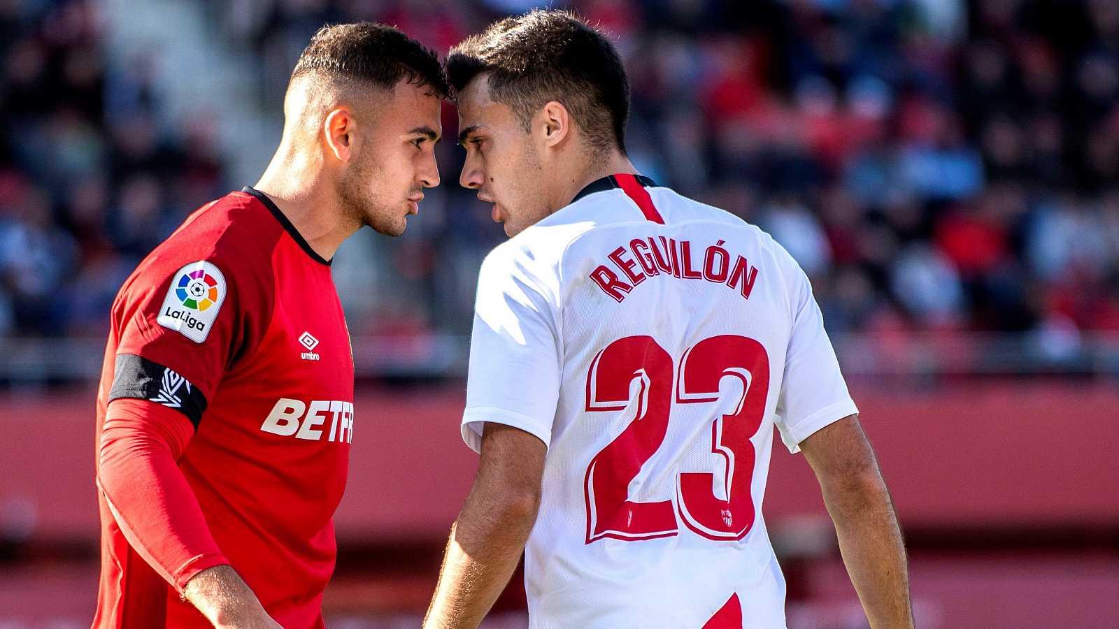 Sevilla y Mallorca