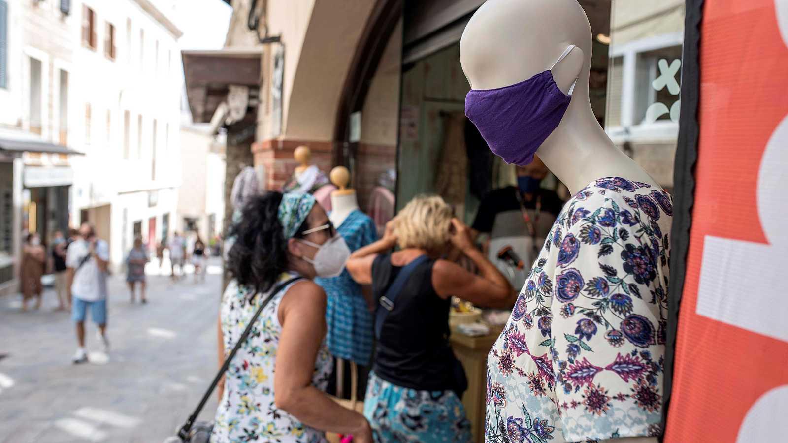 Aragón se suma a otras comunidades en el uso permanente de la mascarilla, como Cataluña, Baleares y Extremadura.