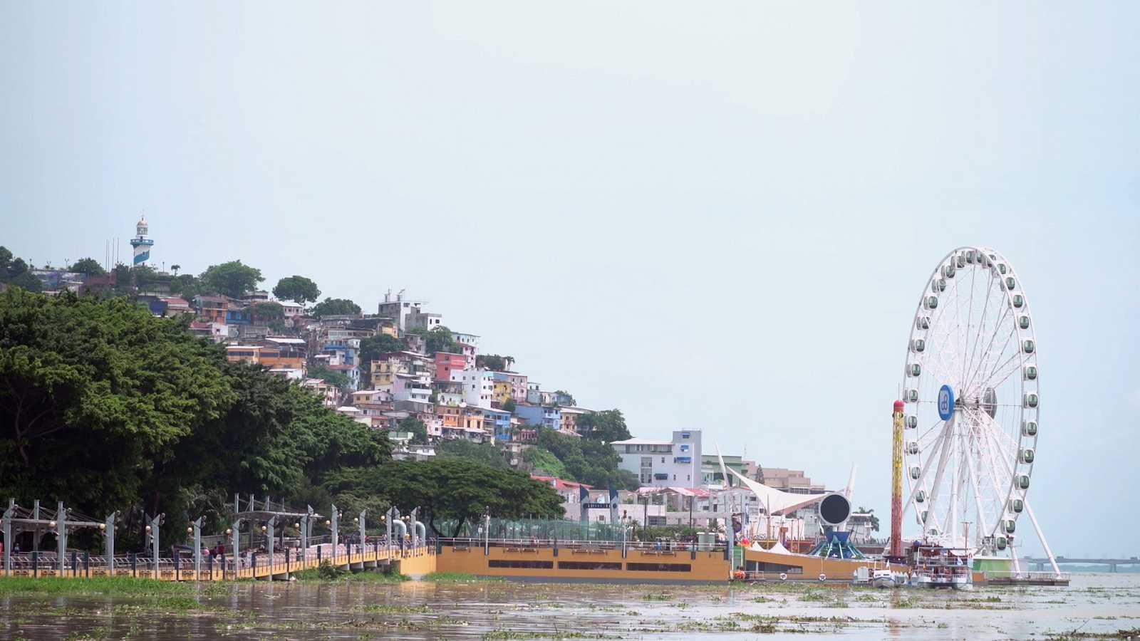 'Españoles en el mundo' viaja a Ecuador