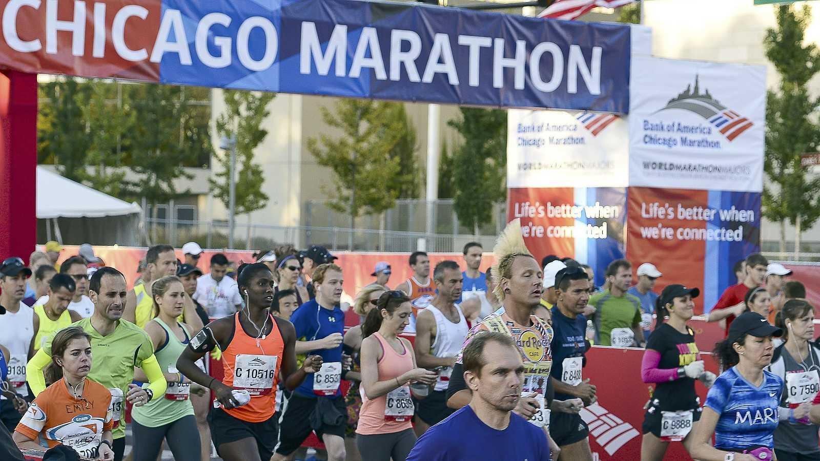 Maratón Chicago