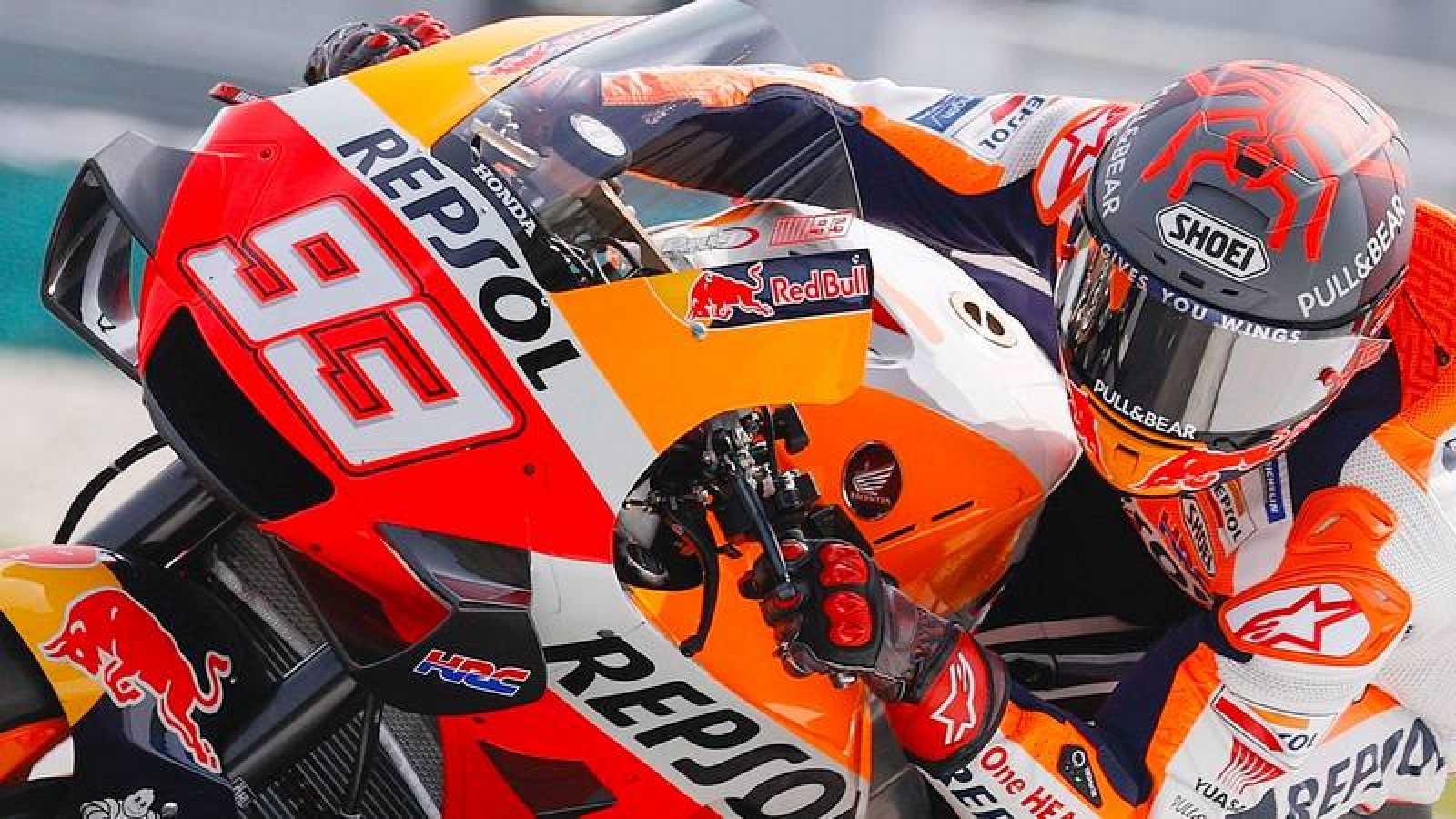 Imagen de archivo del piloto español Marc Márquez.