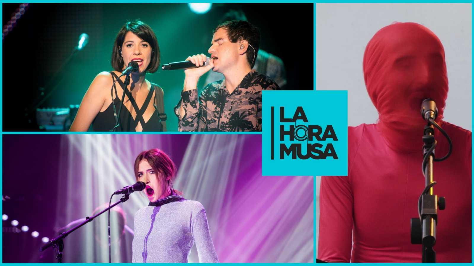Anni B Sweet, Hidrogenesse y Dorian en #LaHoraMusaExtrasVerano