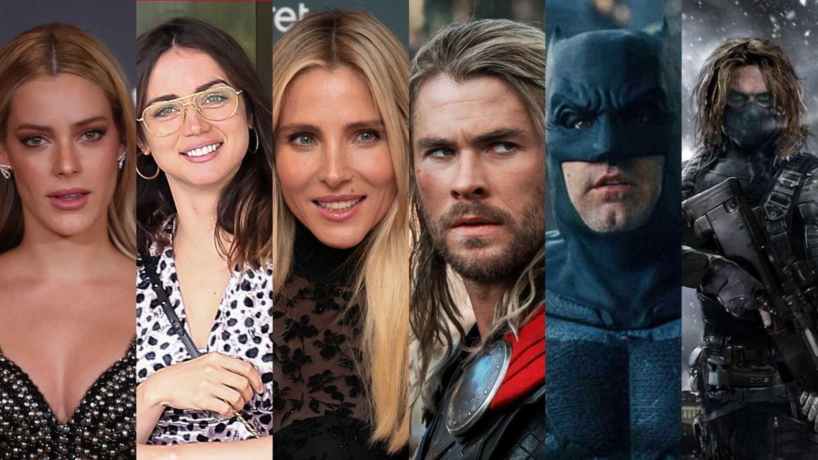 Las tres españolas que han conquistado a superhéroes de Hollywood