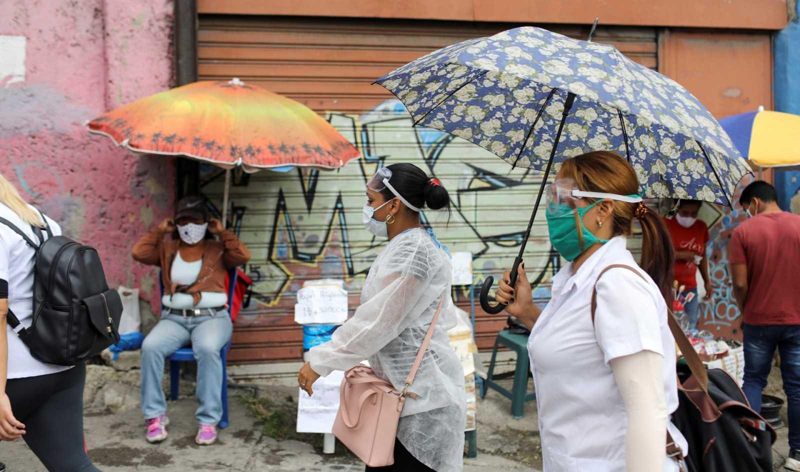 Médicos en Caracas