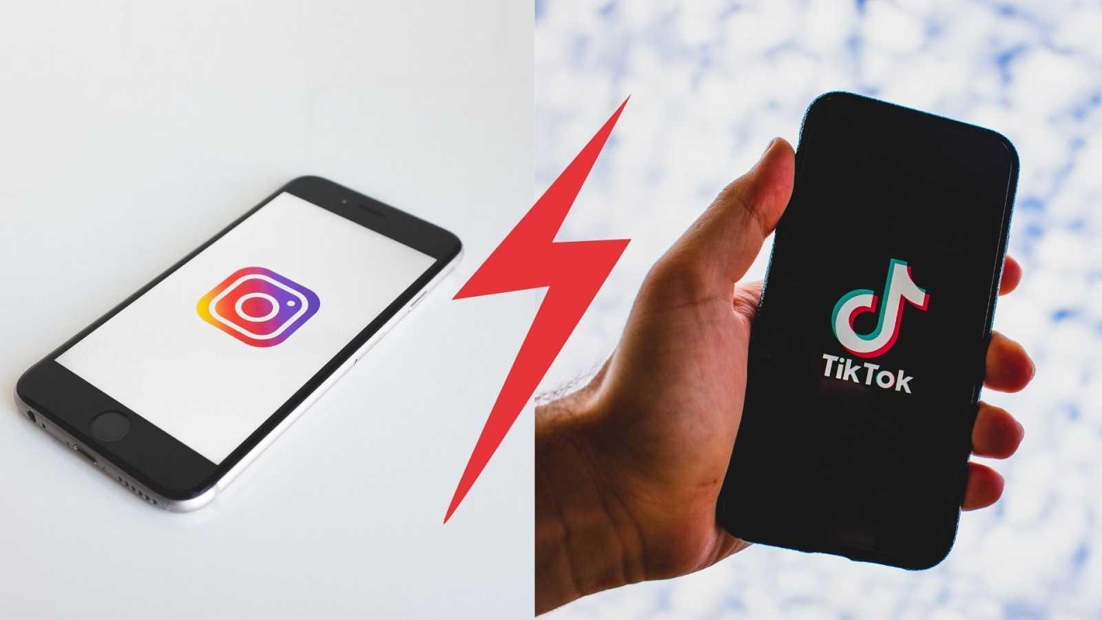 Facebook ha creado el rival de TikTok para hacerle la competencia: Instagram Reels
