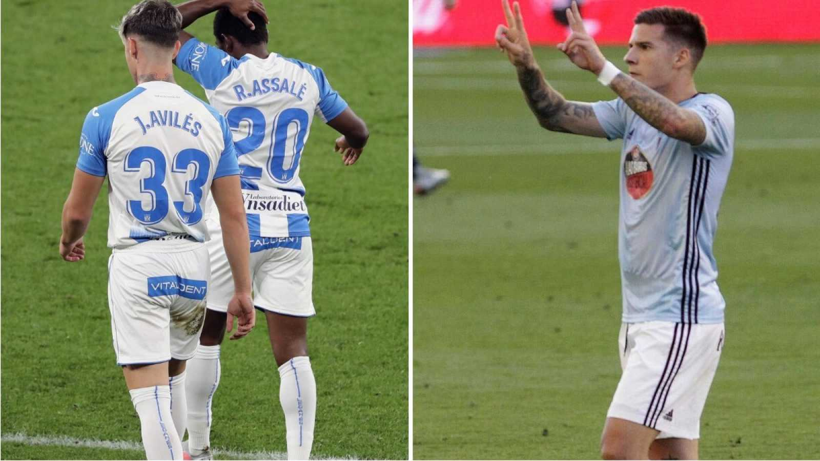 Imagen: Leganés y Celta se juegan la permanencia en la útlima jornada