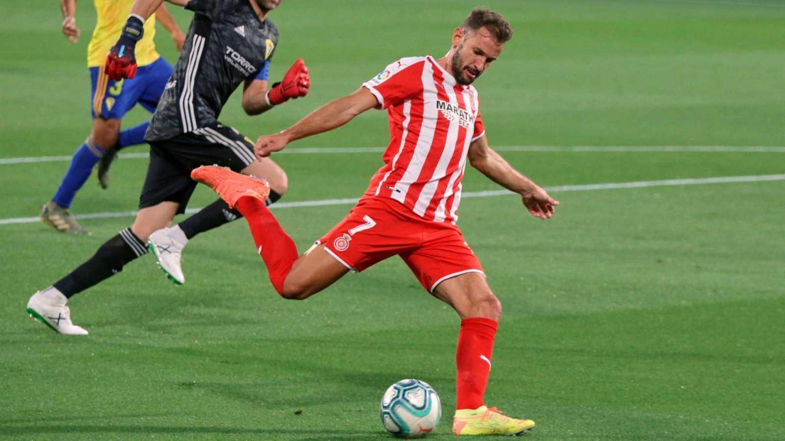 LaLiga suspende el primer encuentro de play-offs entre Girona y Almería, este jueves