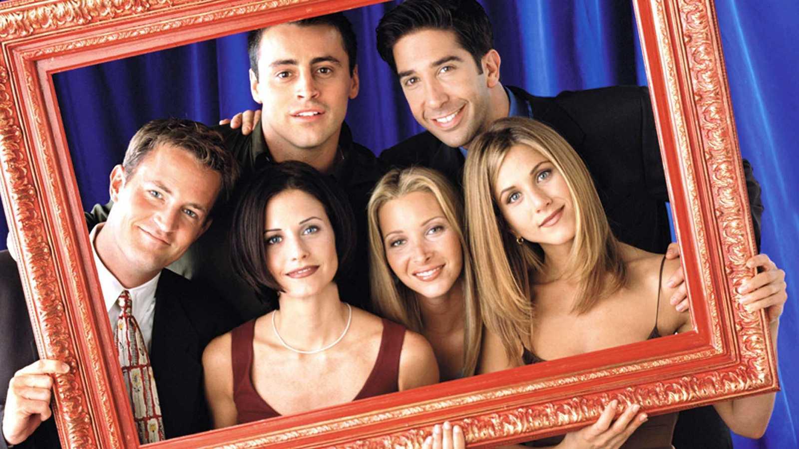¿Sabes a qué personaje de 'Friends' te pareces?