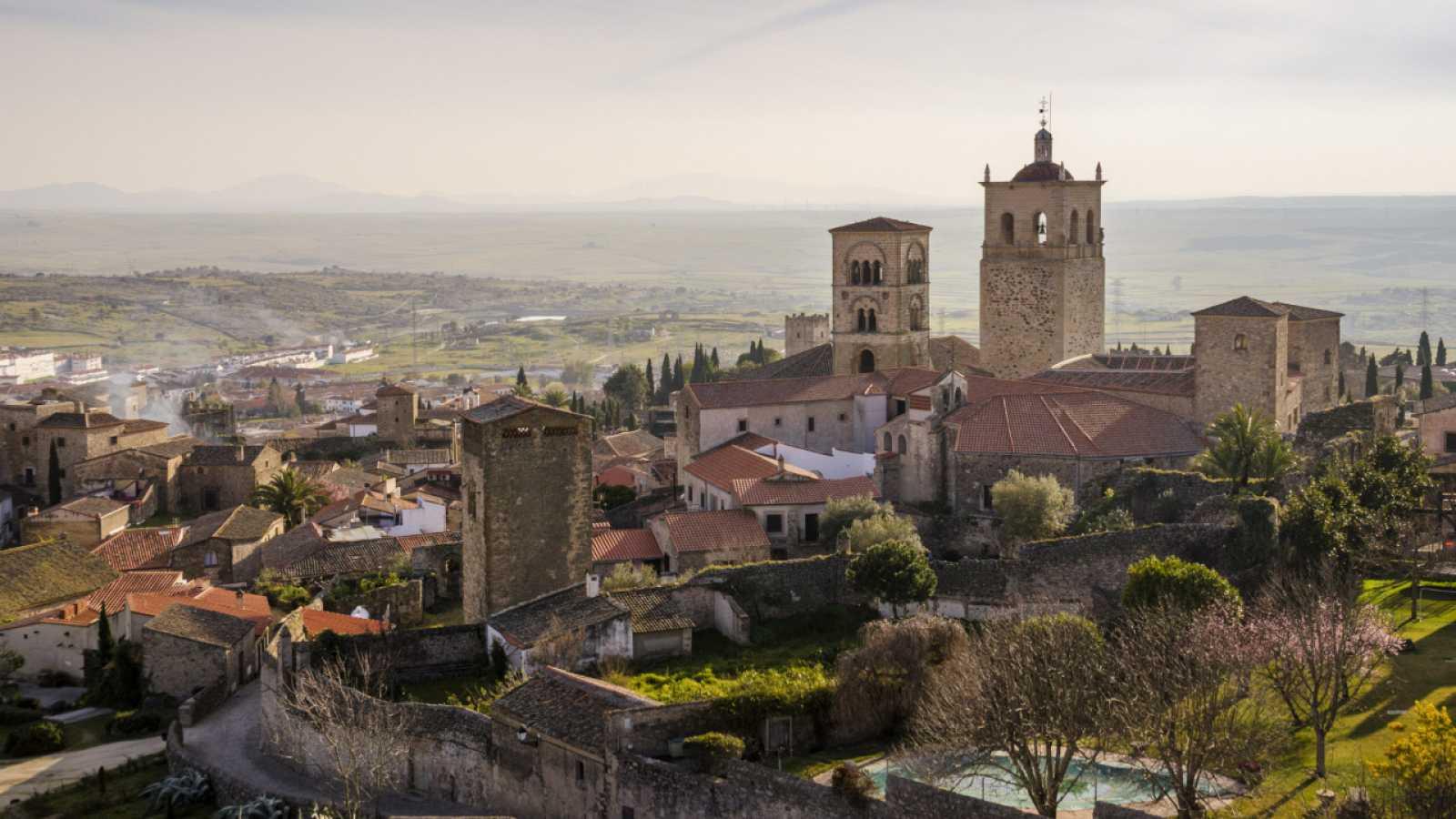 Aquí la Tierra - Conocemos España: de turismo por Trujillo y Vallecas