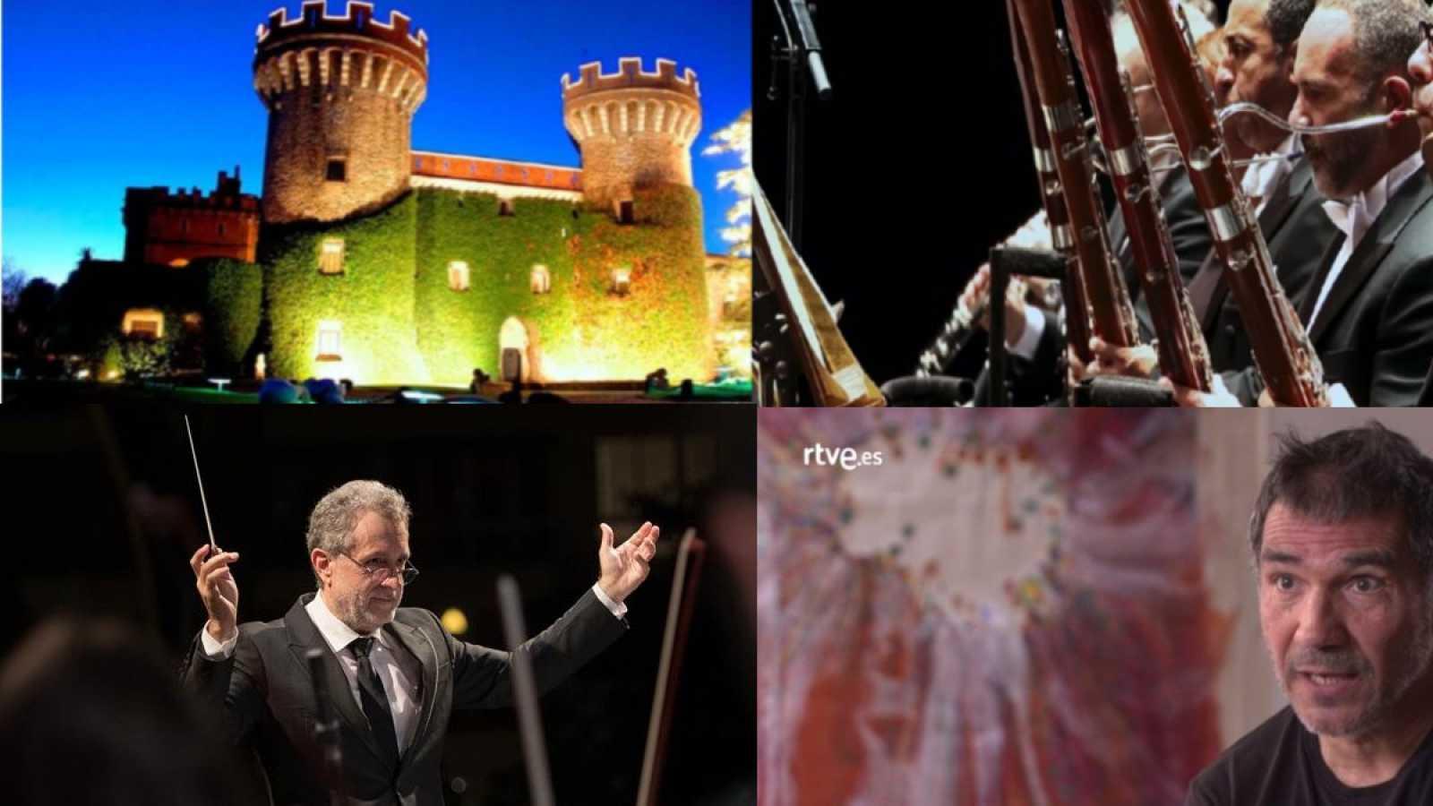 En directo en RTVE el espectáculo Santi Moix & Josep Pons y la Orquesta del Liceu, desde Peralada