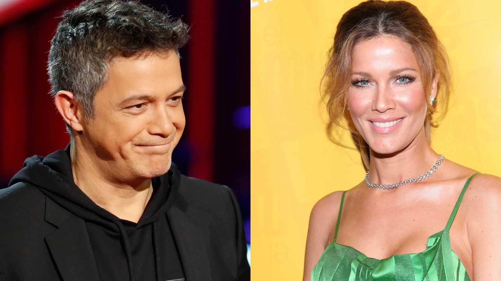Alejandro Sanz y Jaydy Michel se despiden en redes sociales del padre de la modelo mexicana