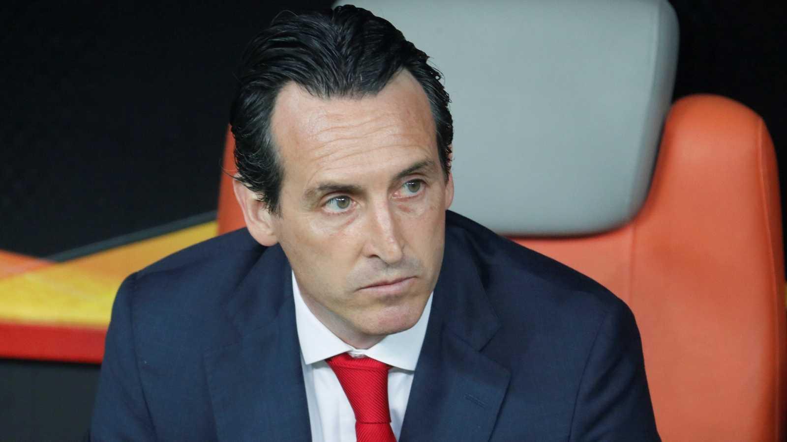 Unai Emery ficha por el Villarreal CF