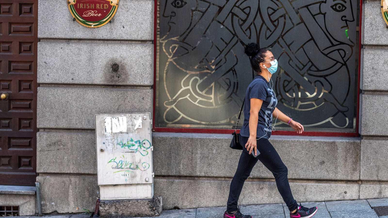 Castilla- La Mancha hace obligatorio el uso de mascarilla para las personas mayores de 6 años