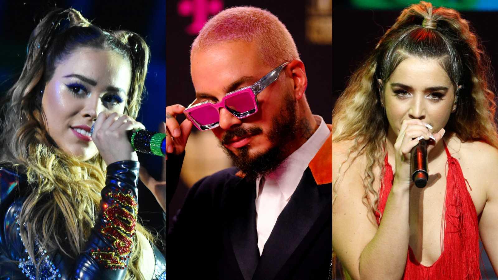 La playlist de la semana: J Balvin, Lola Indigo y Danna Paola