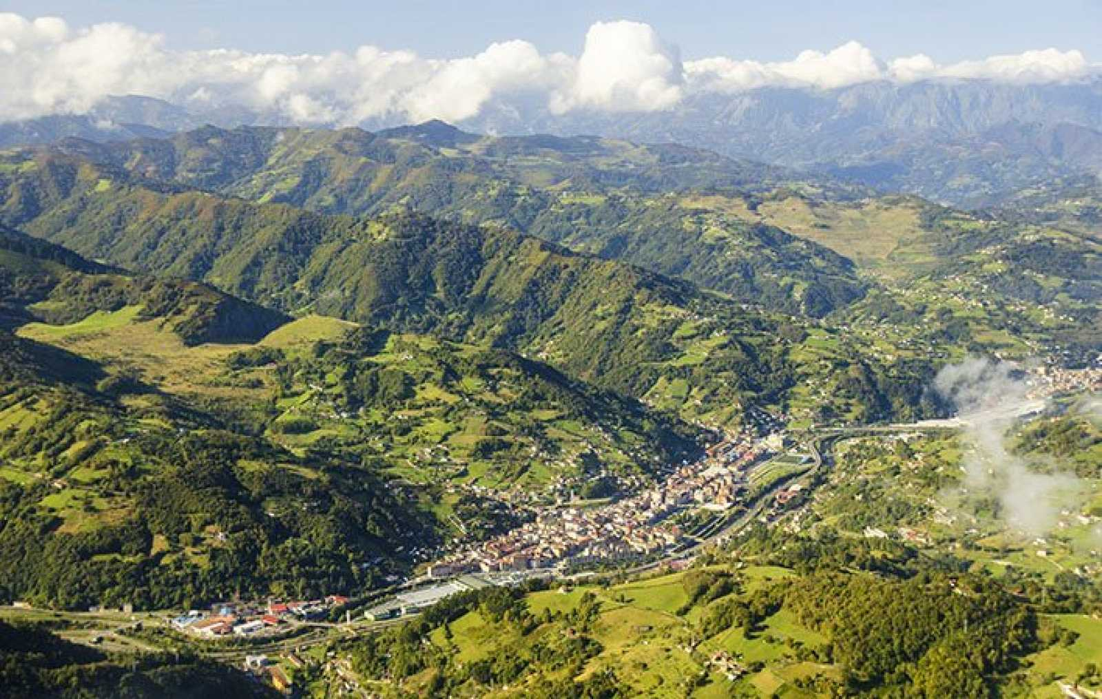 Cuenca minera 'Turismo de Asturias'