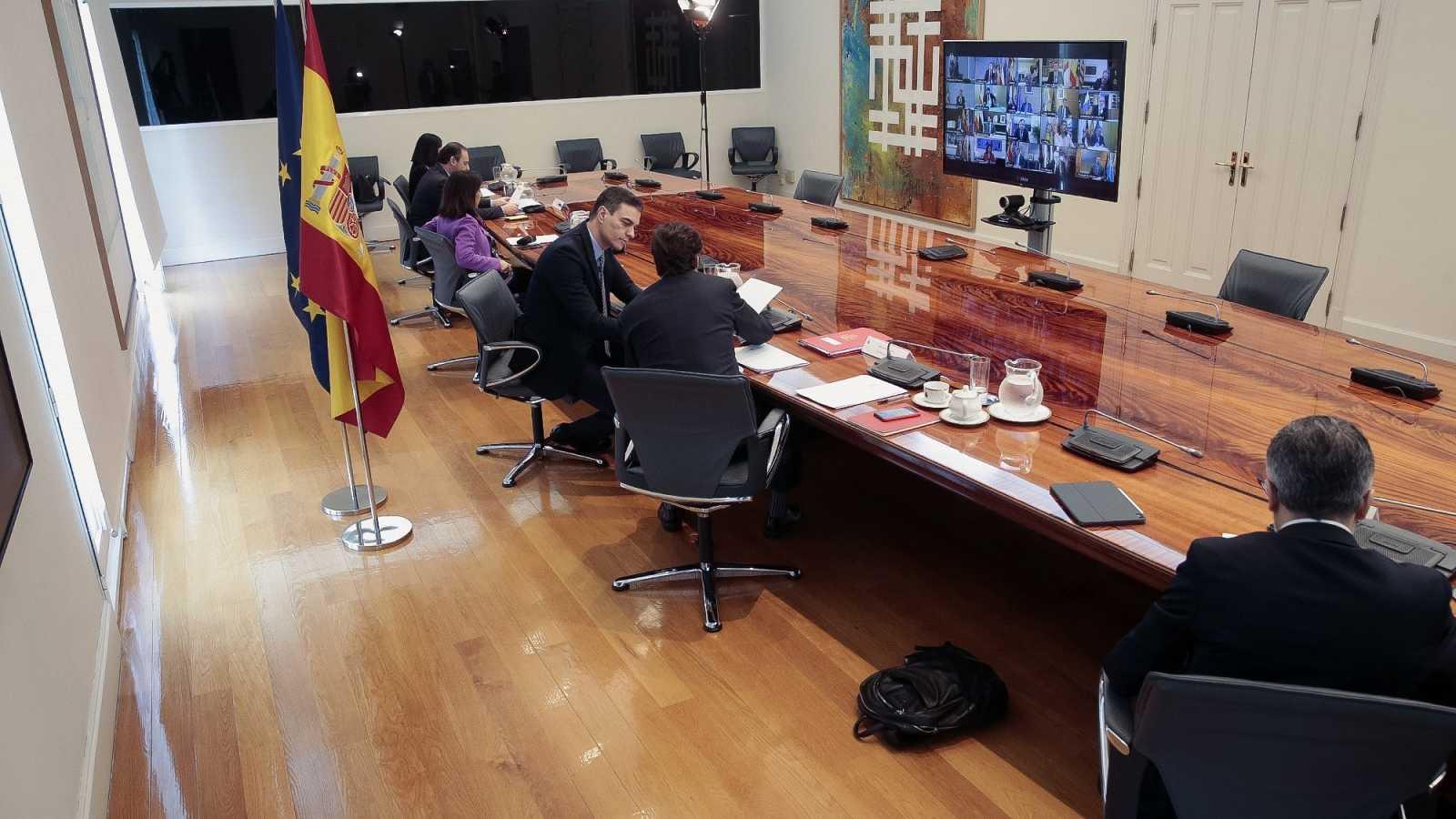 Sánchez convoca la conferencia de presidentes para el 31 de julio en La Rioja