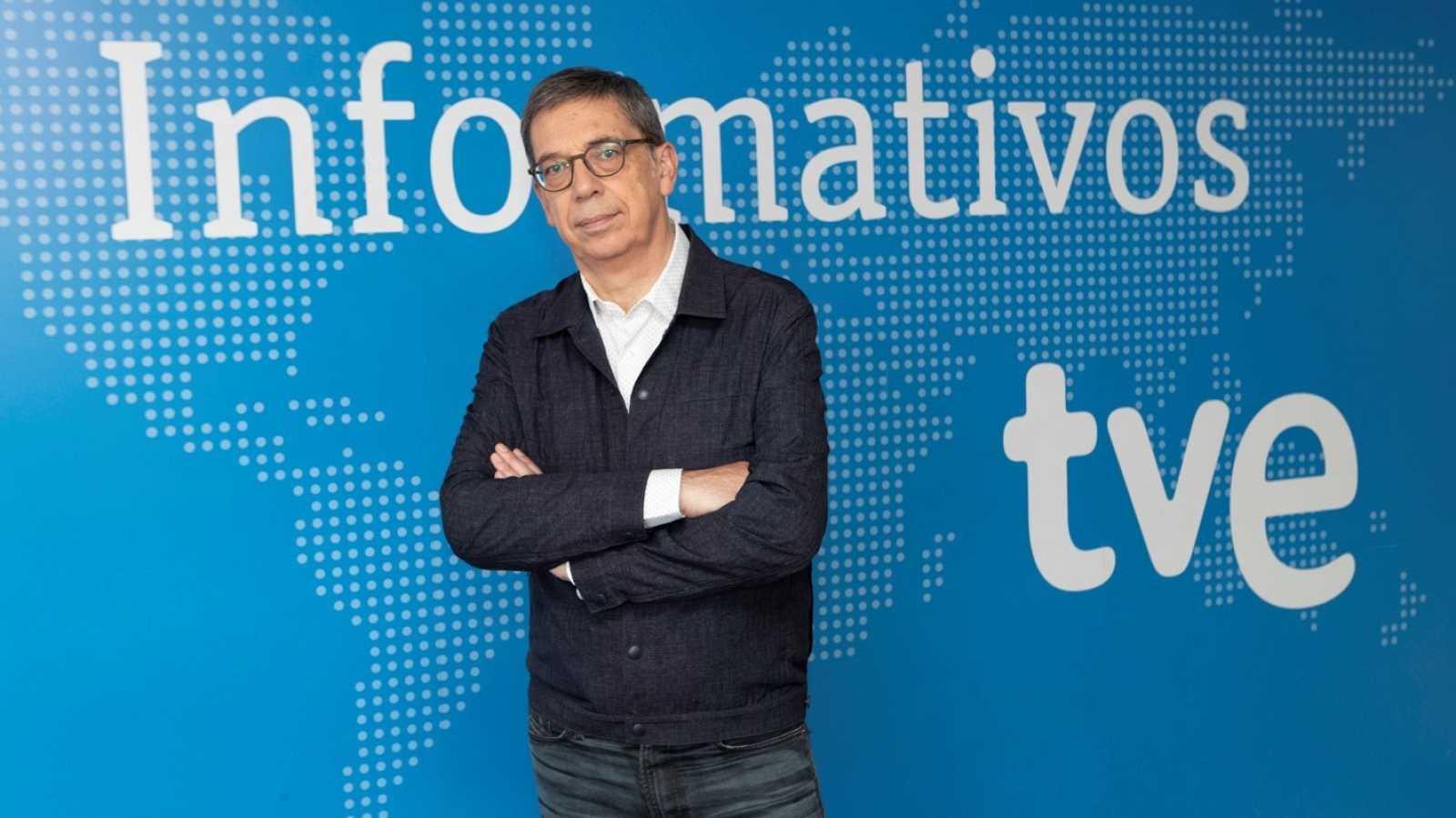 Josep Vilar asume la dirección de Informativos de TVE