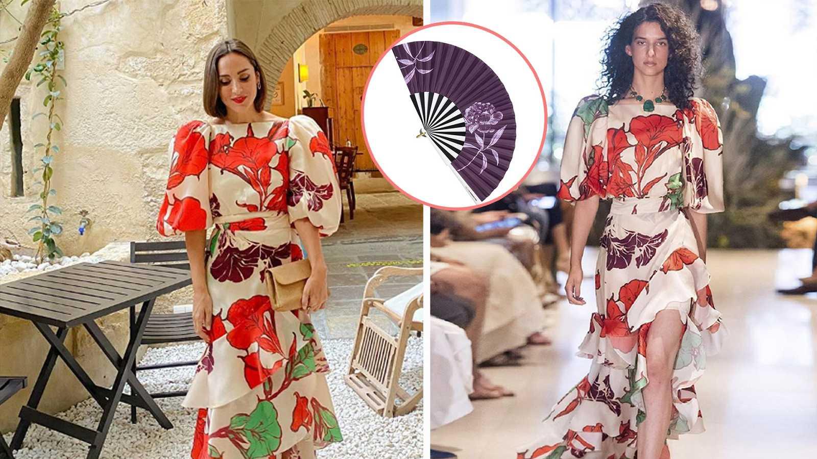 Tamara Falcó, espectacular en la boda de Tita Astolfi y Fernando Mora-Figueroa