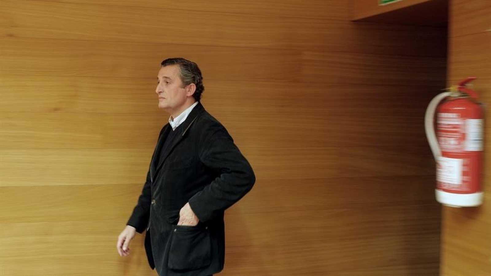 El ex director general de RTVV Pedro García