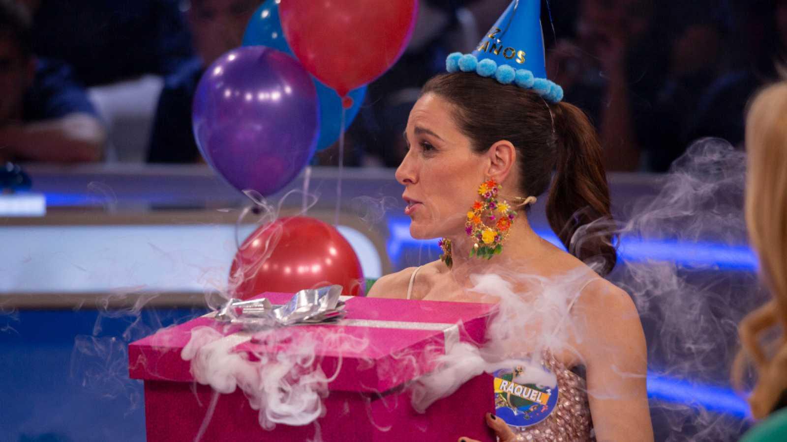 Raquel Sánchez Silva es 'Typical Spanish'