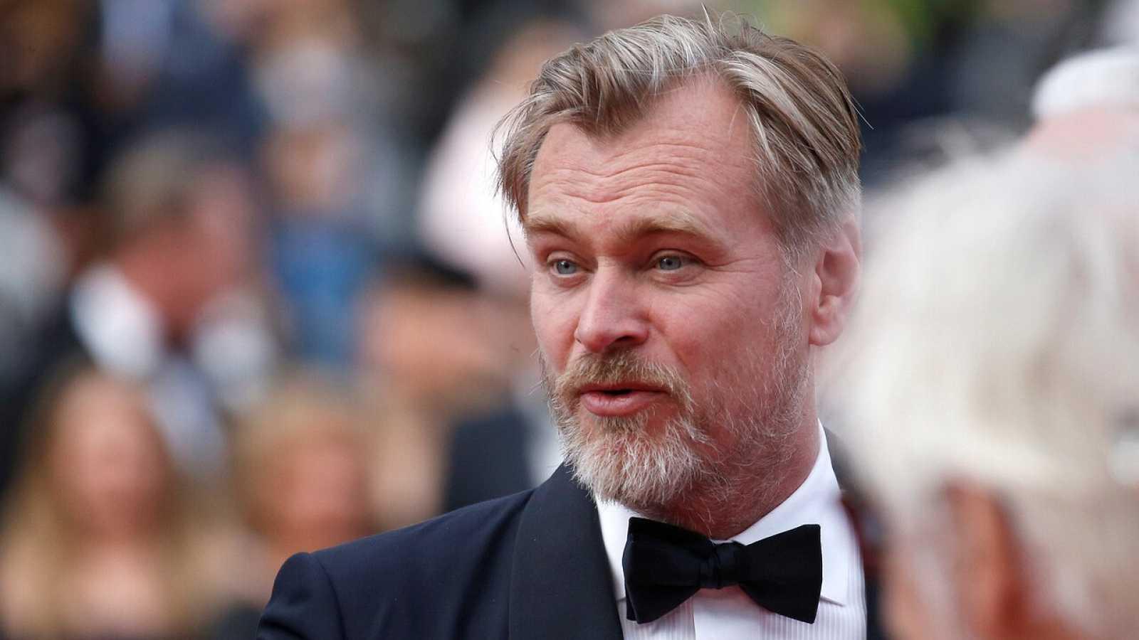 Christopher Nolan durante el Festival de Cannes de 2018