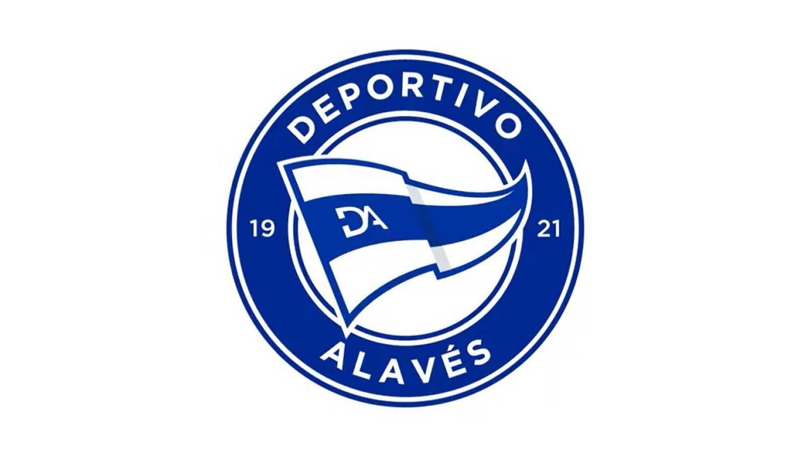 Nuevo escudo del Alavés