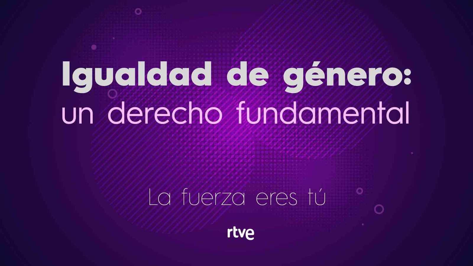 RTVE mantiene su apuesta por la igualdad entre hombre y mujeres