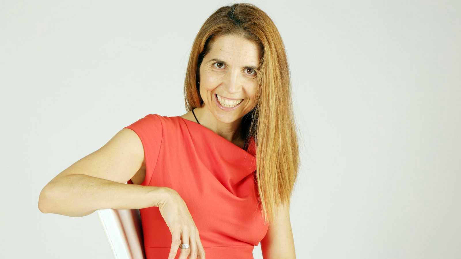 Nuria Oliver, ingeniera especialista en inteligencia artificcial