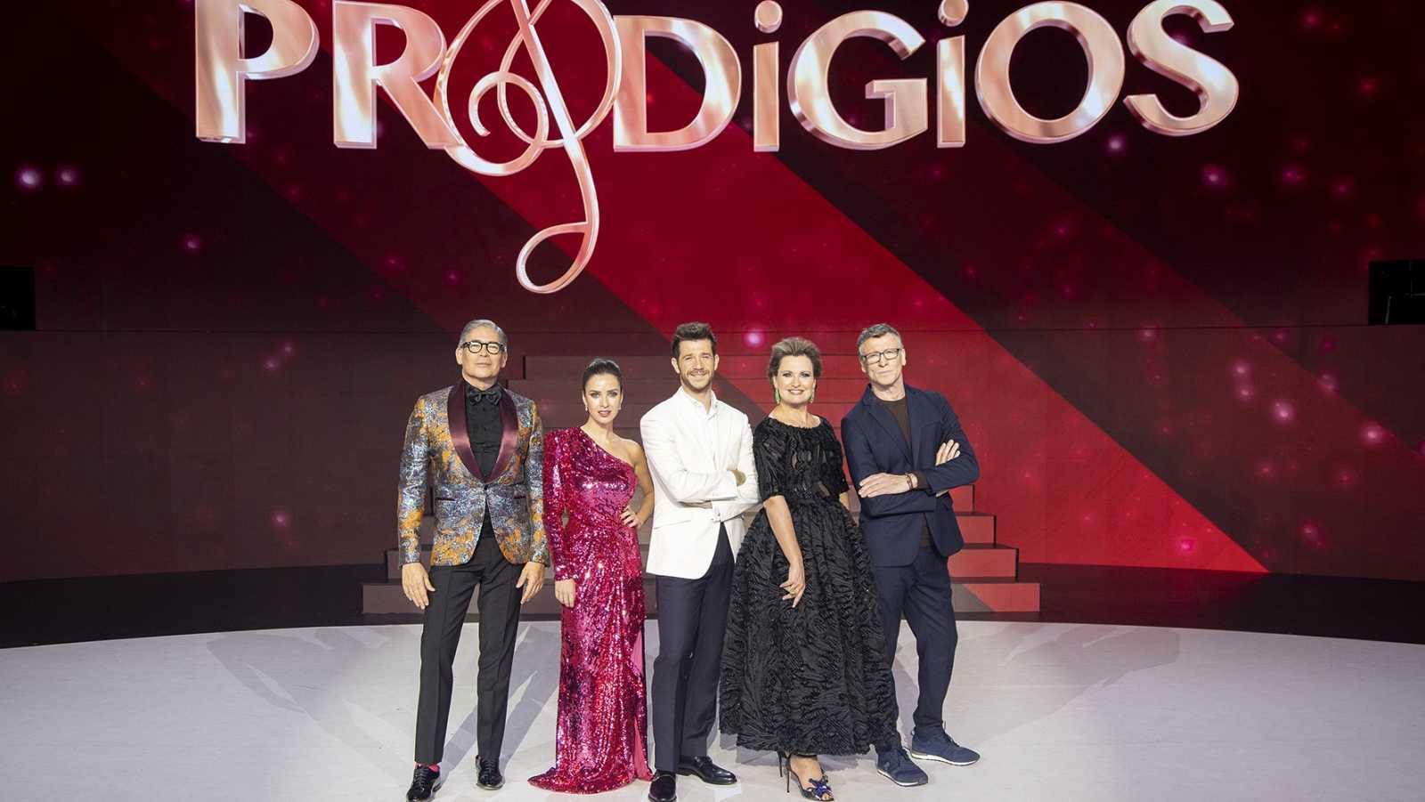 'Prodigios' volverá a La 1 con su tercera temporada