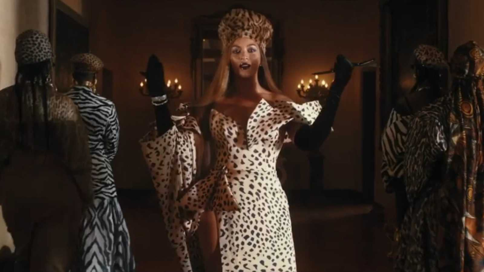 Beyoncé lanza el tráiler oficial de 'Black is King', su último álbum visual