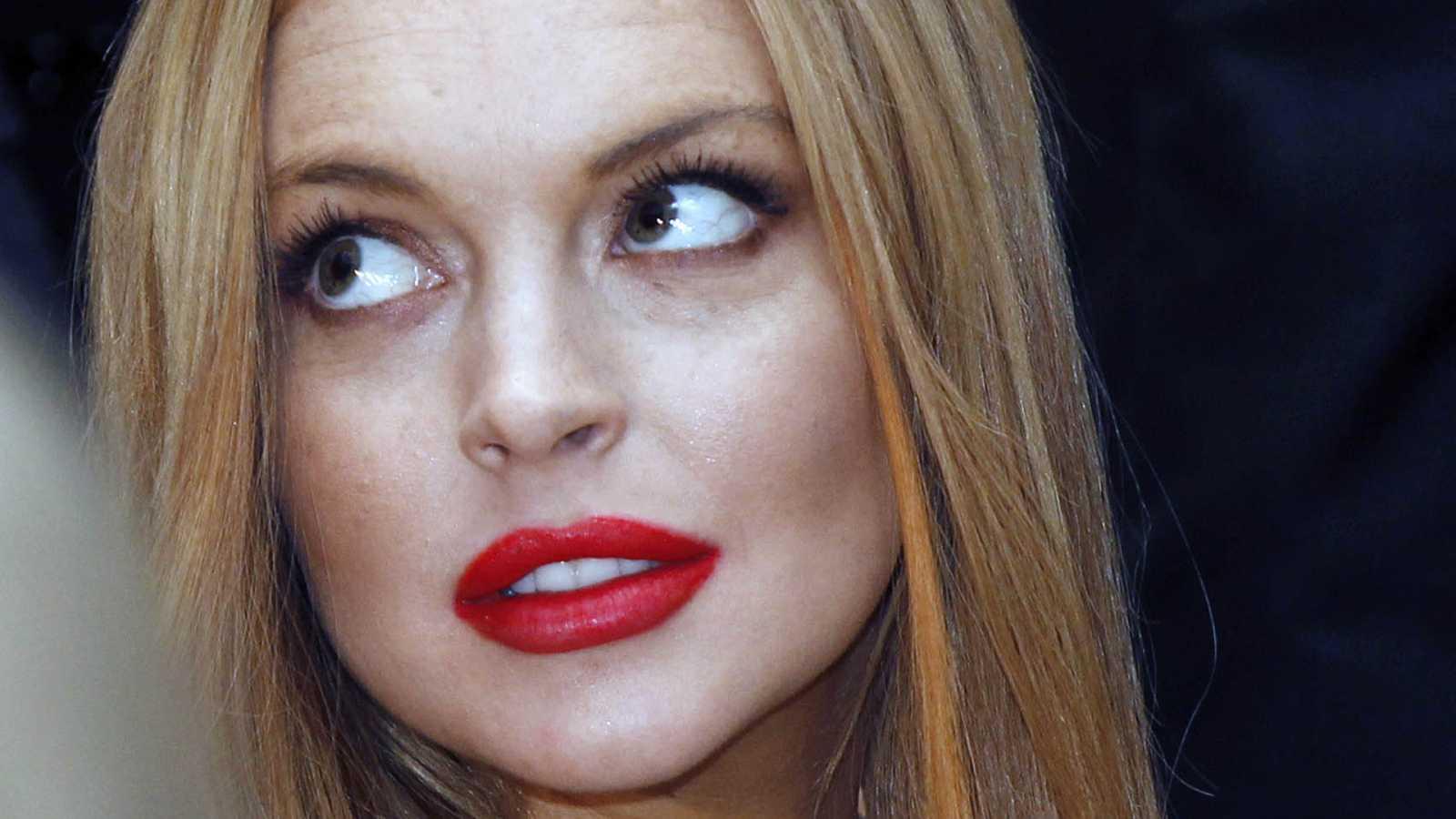 """Trabajar con Lindsay Lohan fue """"un verdadero ciclón de locura"""""""