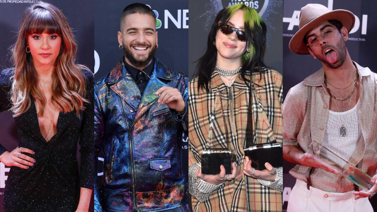 La playlist de la semana: Aitana con Morat, Maluma, Billie Eilish, Bad Gyal y Don Patricio, entre las novedades