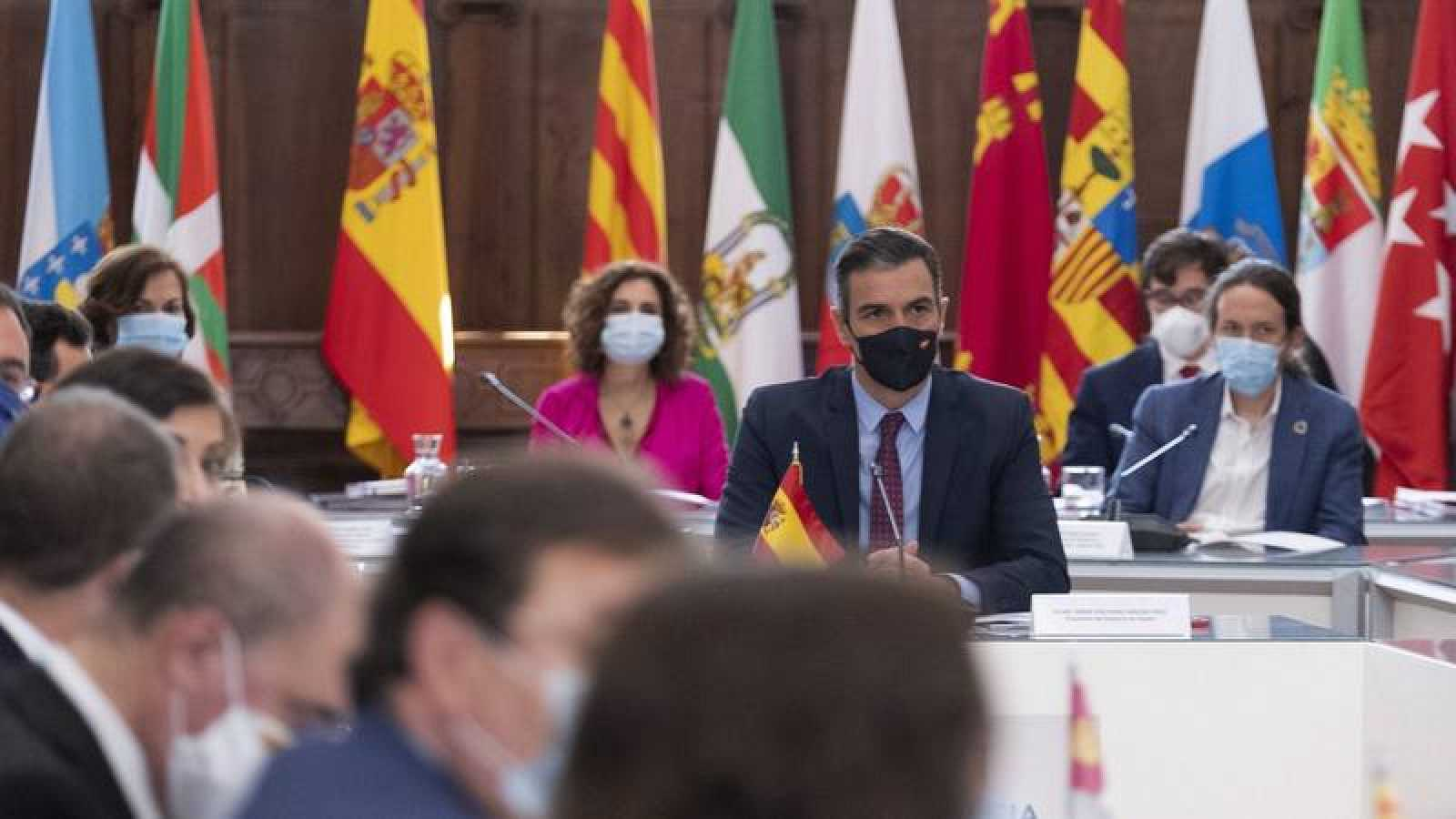 Conferencia de Presidentes en San Millán de la Cogolla (La Rioja)