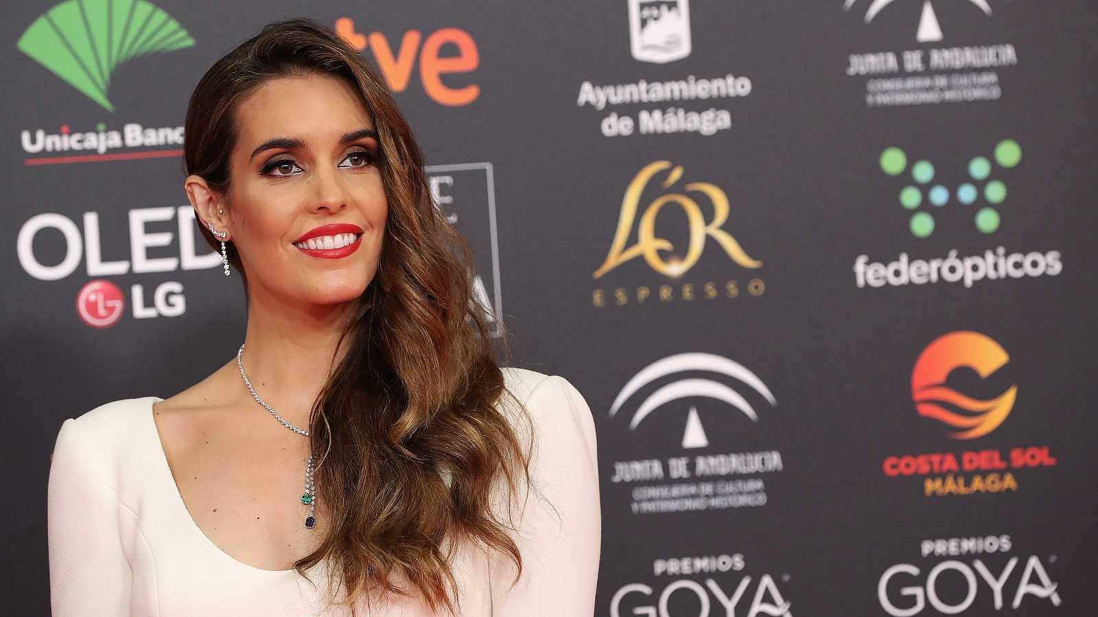 Ona Carbonell en los Premios Goya 2020