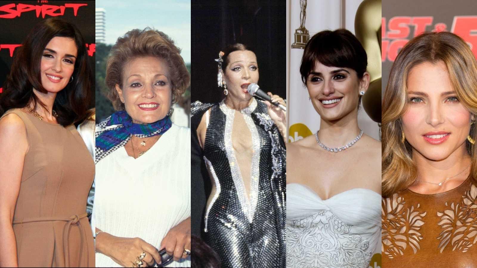 Sara Montiel, Carmen Sevilla y otras actrices españolas que pasaron por Hollywood